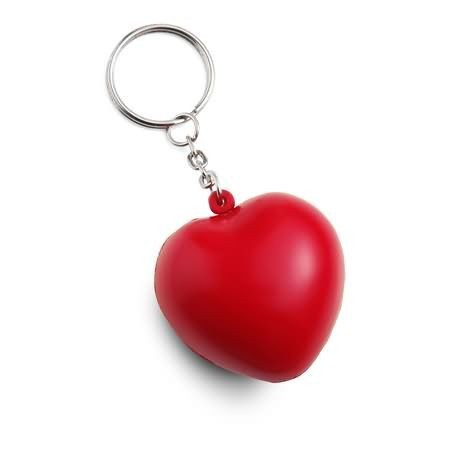 1171-08 - Breloc Anti stress - Heart