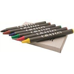 10617100 - Set 6 creioane colorate din ceara