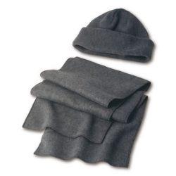 1745-03 - Set caciula si fular fleece