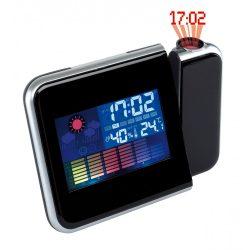 56-0401077 - Ceas desteptator Colour cu proiectie LED lumina rosie
