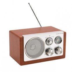 56-0406227 - Radio AM/FM Classic cu design elegant cu lemn