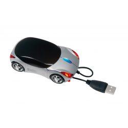 58-1102227 - Mouse optic cu USB PC TRACKER in forma de masina de curse