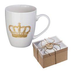 8055606 - Ceasca cu design de coroana