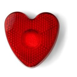 8105-08 - Lumina reflectorizanta, in forma de inima