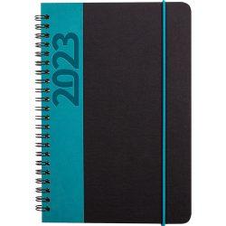 Agenda nedatata Joker 2020 - A5 - 15 x 21 cm [Albastru deschis]