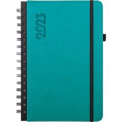 Agenda nedatata Rambla 2020 - A5 - 15 x 21 cm [Albastru deschis]