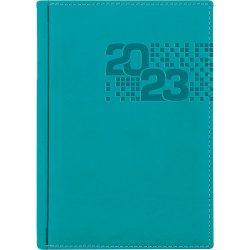 Agenda nedatata Tahiti 2020 - A5 - 15 x 21 cm [Albastru deschis]