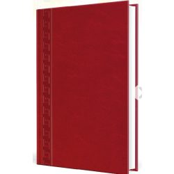 Agenda Standard - nedatata - 15 x 21 - [ROSU]