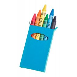 AP731350-06 - Set creioane cerate colorate - Tune