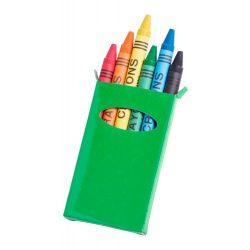 AP731350-07 - Set creioane cerate colorate - Tune