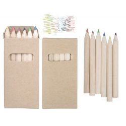 AP808502 - Set 6 creioane colorate