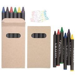 AP808504 - Creioane cerate, 6 buc