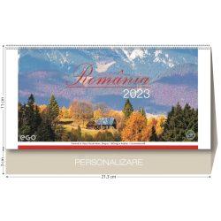 Calendar de birou 2020 - ROMANIA