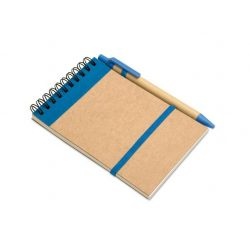 IT3789-04 - Block notes reciclat si pix