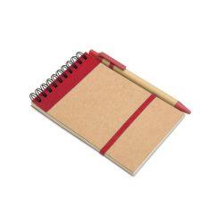 IT3789-05 - Block notes reciclat si pix