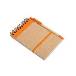 IT3789-10 - Block notes reciclat si pix