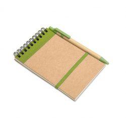 IT3789-48 - Block notes reciclat si pix
