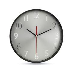 MO7503-03 - Ceas de perete fundal argintiu