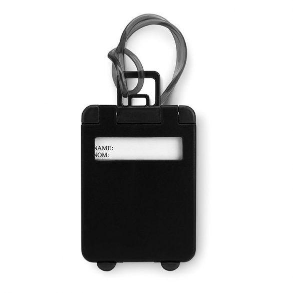 MO8718-03 - Eticheta bagaj din plastic - TRAVELLER