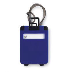 MO8718-37 - Eticheta bagaj din plastic - TRAVELLER