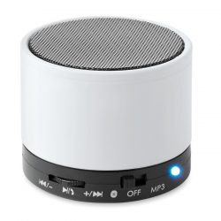 MO8726-06 - Boxa rotunda Bluetooth - ROUND BASS