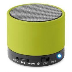 MO8726-48 - Boxa rotunda Bluetooth - ROUND BASS