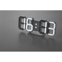 MO9509-06 - Ceas de perete LED cu adaptor - COUNTDOWN