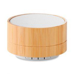 MO9609-06 - Boxa Bluetooth din bambus 3W - SOUND BAMBOO