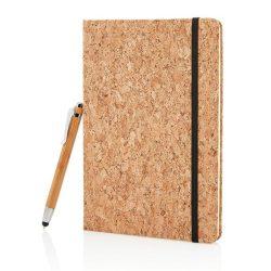 P773779 - Notepad A5 - Cork