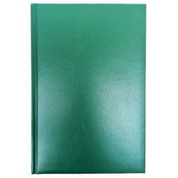 Agenda datata zilnic Basic - 14x21 cm [verde]