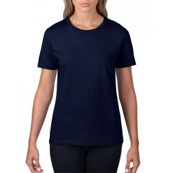 an880 - Tricou adult dama Anvil [Navy]