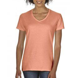 cc3199 - Tricou adult dama Comfort Colors V-neck [Terracotta]
