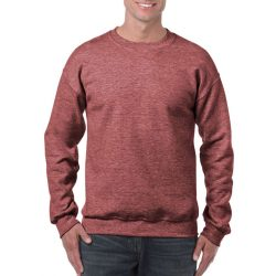 GI18000 - Hanorac unisex Gildan HEAVY BLEND [Heather Sport Dark Maroon]