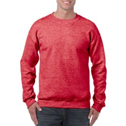 GI18000 - Hanorac unisex Gildan HEAVY BLEND [Heather Sport Scarlet Red]