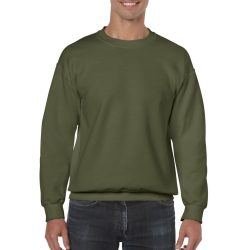 GI18000 - Hanorac unisex Gildan HEAVY BLEND [Military Green]