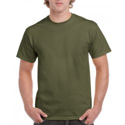 gi2000 - Tricou adult unisex Gildan Ultra Cotton [Military Green]