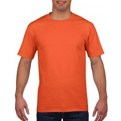 gi4100 - Tricou adult barbat Gildan Premium Cotton [Orange]