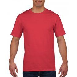 gi4100 - Tricou adult barbat Gildan Premium Cotton [Red]