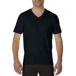 gi41V00 - Tricou adult barbat Gildan Premium Cotton [Black]