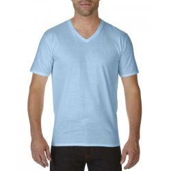 gi41V00 - Tricou adult barbat Gildan Premium Cotton [Light Blue]