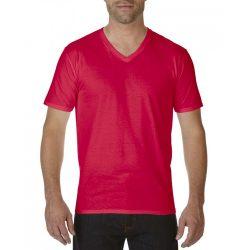 gi41V00 - Tricou adult barbat Gildan Premium Cotton [Red]