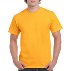 gi5000 - Tricou adult barbat Gildan Heavy Cotton [Gold]