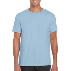 gi64000 - Tricou adult barbat Gildan Softstyle [Light Blue]