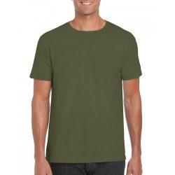 gi64000 - Tricou adult barbat Gildan Softstyle [Military Green]