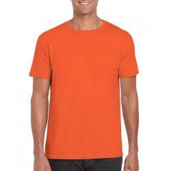 gi64000 - Tricou adult barbat Gildan Softstyle [Orange]