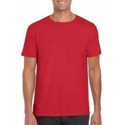 gi64000 - Tricou adult barbat Gildan Softstyle [Red]