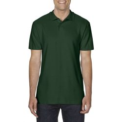 gi64800 - Tricou polo adult barbat Gildan Softstyle [Forest Green]
