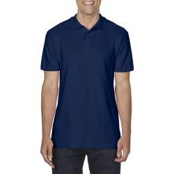 gi64800 - Tricou polo adult barbat Gildan Softstyle [Navy]