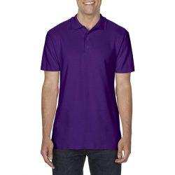 gi64800 - Tricou polo adult barbat Gildan Softstyle [Purple]