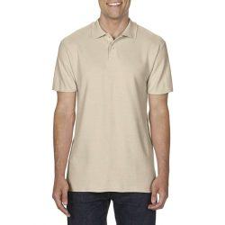 gi64800 - Tricou polo adult barbat Gildan Softstyle [Sand]